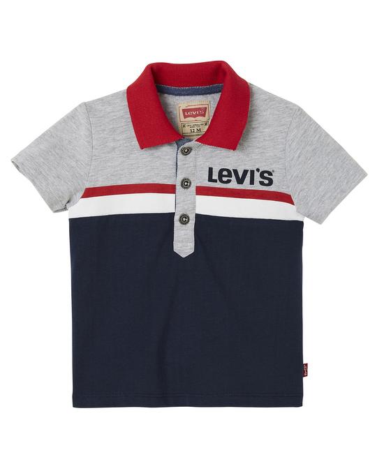 Levi's Polo Pol Dress Blue