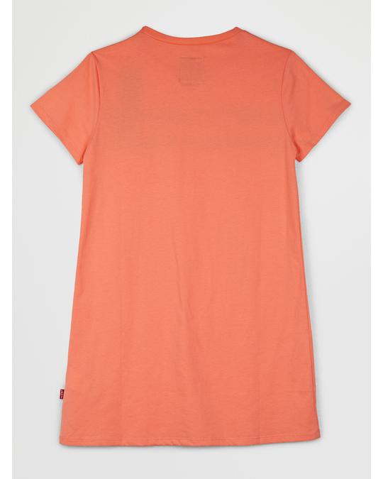 Levi's Dress Zal Fusion Coral