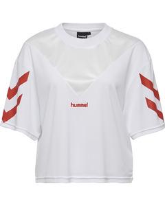 Hmlani T-shirt S/s White