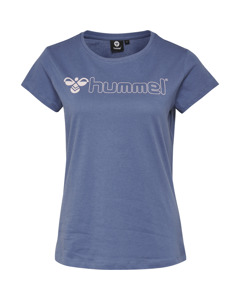 Hmllucy T-shirt S/s Bijou Blue