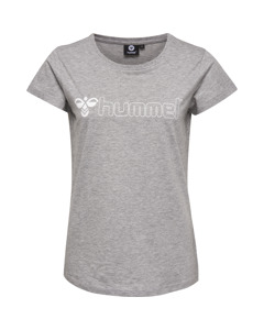 Hmllucy T-shirt S/s A Grey Melange