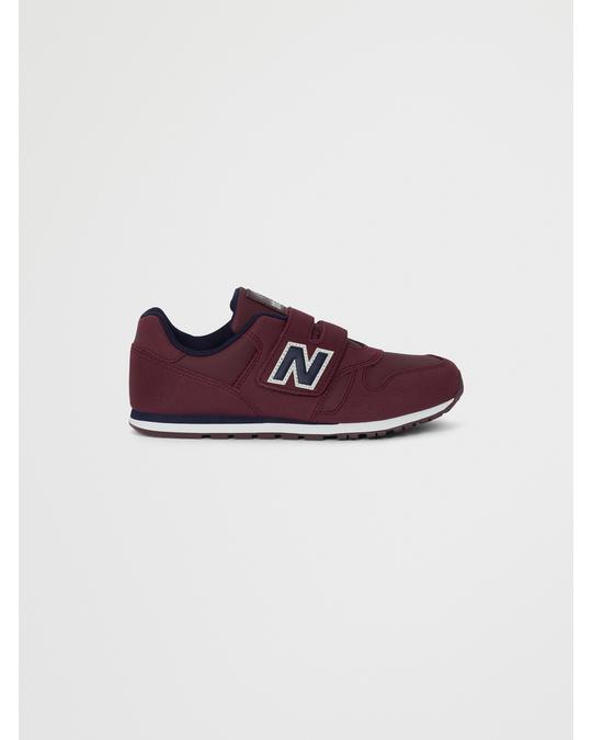 New Balance Yv373cc Sneaker Burgundy