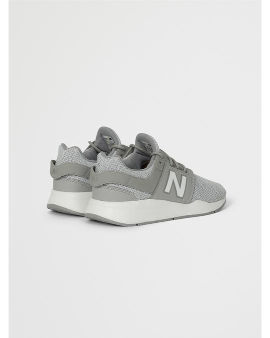 New Balance Gs247ag Sneaker Team Away Grey