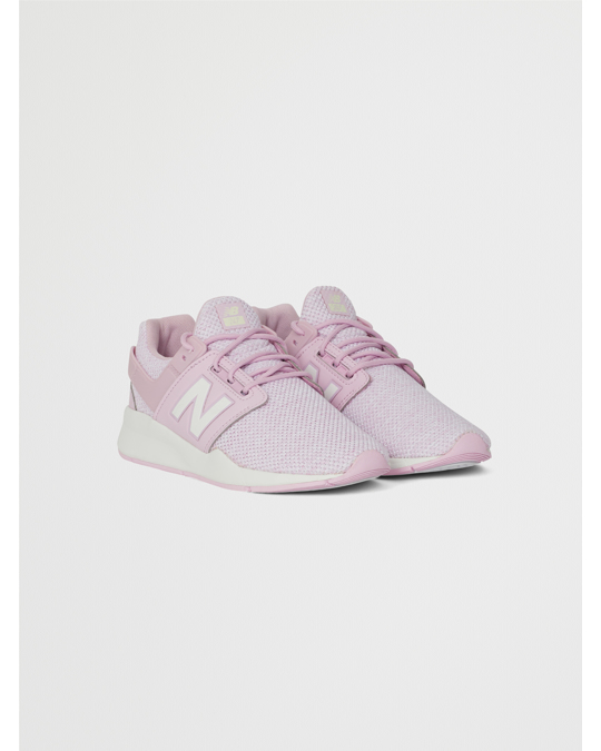 New Balance Gs247ar Sneaker Crystal Rose
