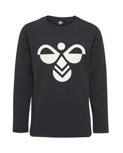 Hmlharper T-shirt L/s Black