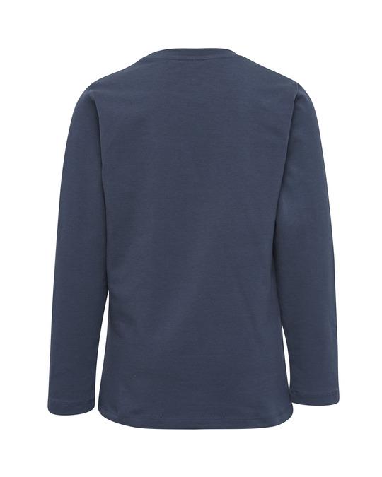Hummel Hmlharper T-shirt L/s Blue Nights
