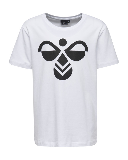 Hummel Hmlpalm T-shirt S/s White