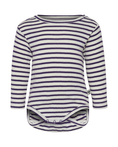 Hmlrumle Body L/s Aster Purple