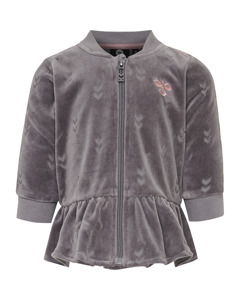 Hmlada Zip Jacket Rabbit