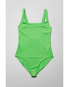 Desert Swimsuit Green