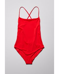 Haze Swimsuit Red