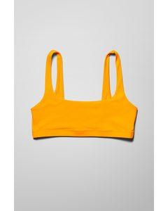 Desert Swim Top Yellow