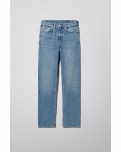 Case High Straight Jeans Marble Blue