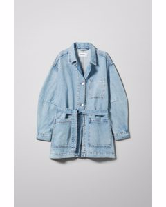 Clay Denim Jacket Blue