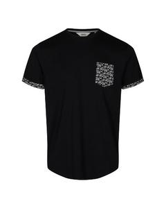6204115, T-shirt - Hardy Ss Black