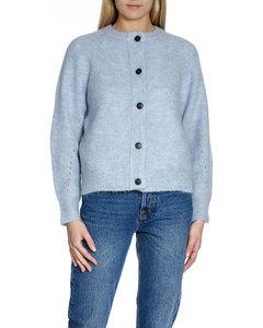 Selected Femme Kofta Lulu Short Cashmere Blue