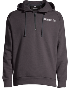 Hooded Pullover Gunmetal
