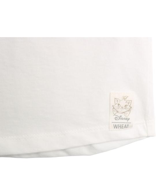 Wheat T-shirt Aristocats Ivory