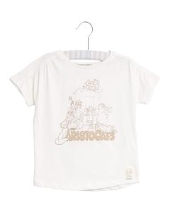 T-shirt Aristocats Ivory
