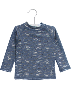 Swim T-shirt Dilan Bering Sea Blue