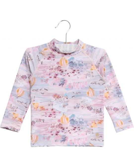Wheat Swim T-shirt Dilan Dream Pale Rose