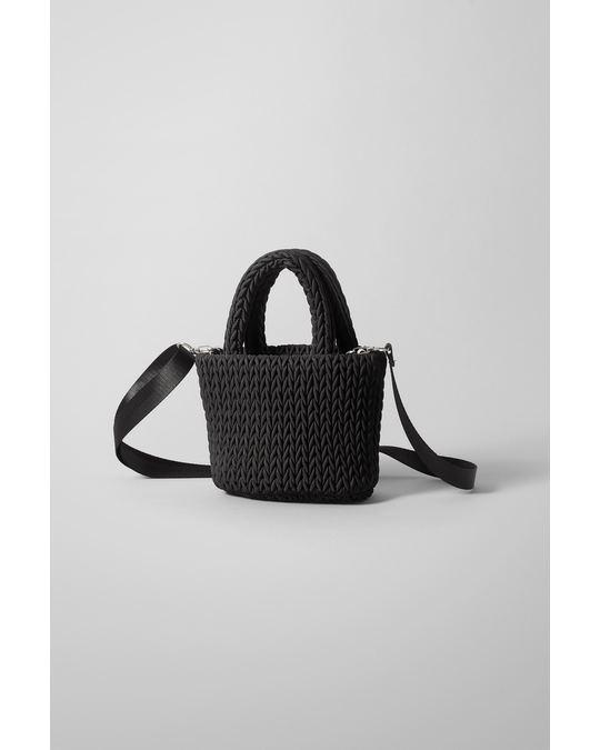 Weekday Bellatrix Mini Bag Black Black