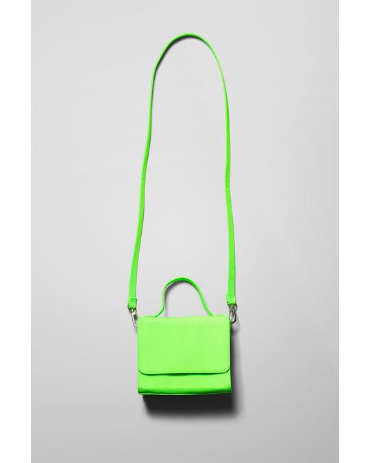 Weekday Mini Handbag Green Green