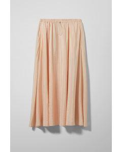 Danica Skirt Orange