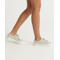 Womens Flatform Sleek Trainer Silver Cloud