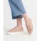 Womens Flatform Sleek Trainer Soft Pink