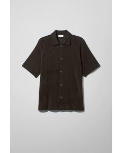 Gilbert Shortsleeve Shirt Black