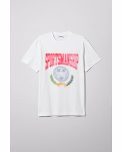Billy Sportmanship T-shirt White