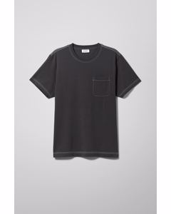 Jayden Pocket T-shirt Grey