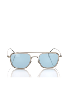 Armani Square Tinted Sunglasses Blue