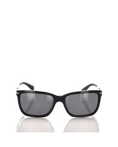 Bvlgari Square Tinted Sunglasses Gray