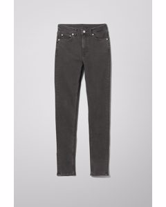 Thursday High Skinny Jeans Tuned Black