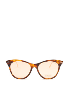 Ft0662 Brown Solglasögon
