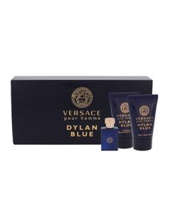 Giftset Versace Dylan Blue Edt 5ml Mini Set