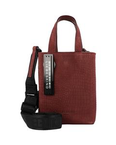 Paper Bag XS Handtasche Leder 13 cm