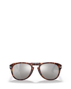Po0714sm Havana Solglasögon