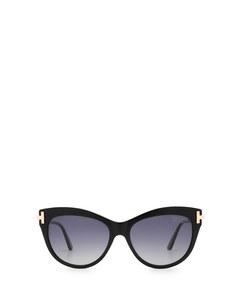 Ft0821 Black Solglasögon