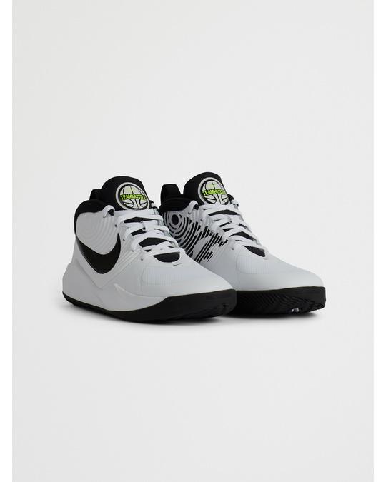 Nike Nike Team Hustle D 9 A White/black-volt