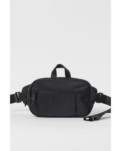 Hüfttasche Schwarz