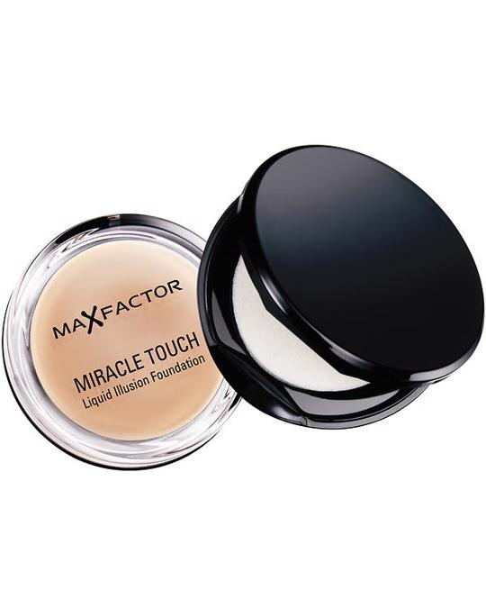 Max Factor Max Factor Miracle Touch Foundation 85 Caramel