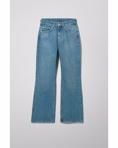 Mile High Flare Slim Jeans Marfa Blue