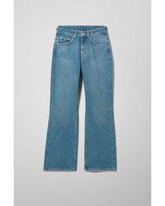 Mile High Flare Slim Jeans Marfa Blue