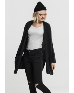 Ladies Oversized Cardigan