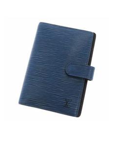 Louis Vuitton Epi Agenda Blue