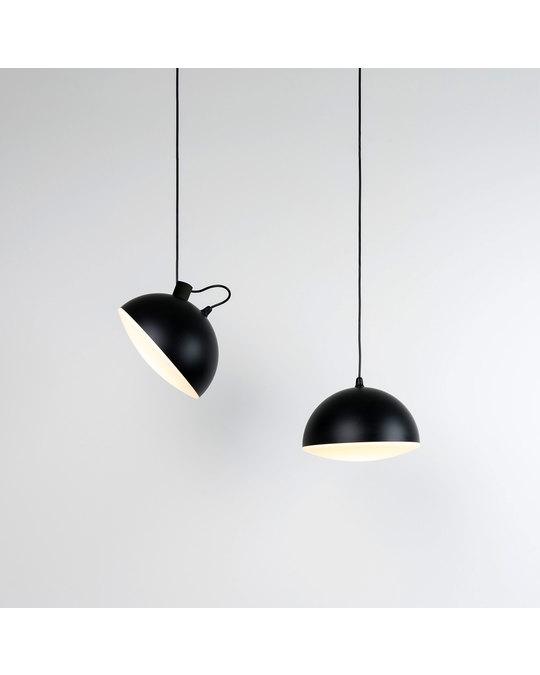 MILAN ILUMINACIÓN Nod 25 S.matt Black Lacquering+ Canopy+ Neoydimium Magnet