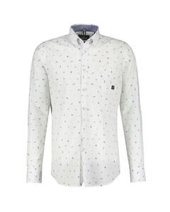Overhemd Stretch Und Print